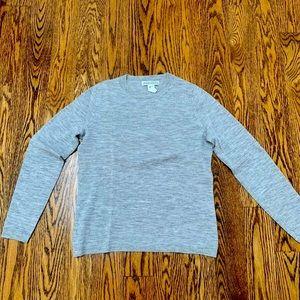 Banana Republic Extra Fine Italian Merino sweater